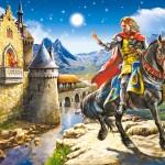 Сказка про рыцаря, колдуна и принцессу